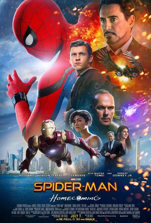 مترجم Spider-Man: Homecoming 2017 HD-TS