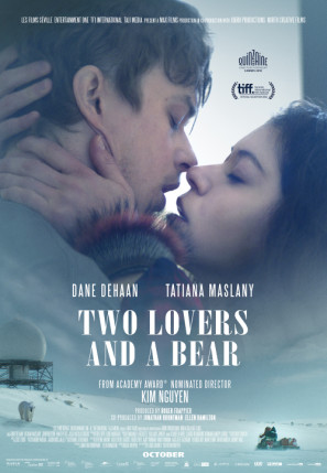 مترجم Two Lovers and a Bear 2017 1080p WEB-DL