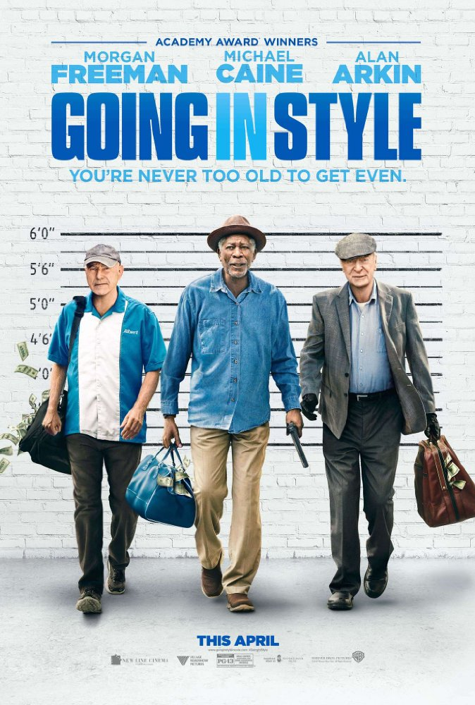 مترجم Going in Style 2017 1080p WEB-DL