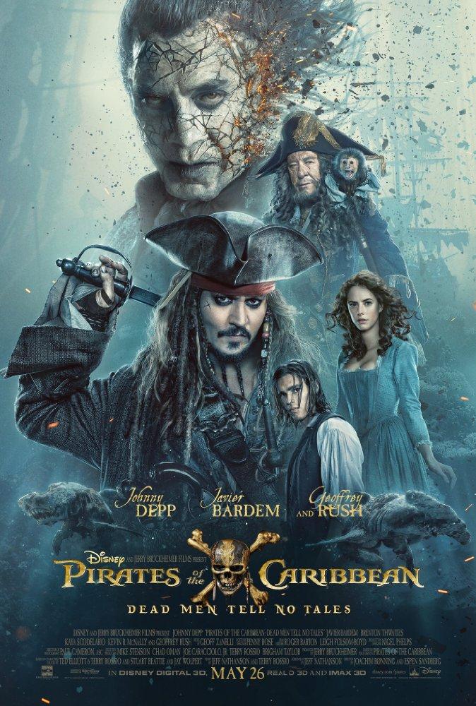 مترجم Pirates of the Caribbean: Dead Men Tell No Tales 2017 1080p BluRay
