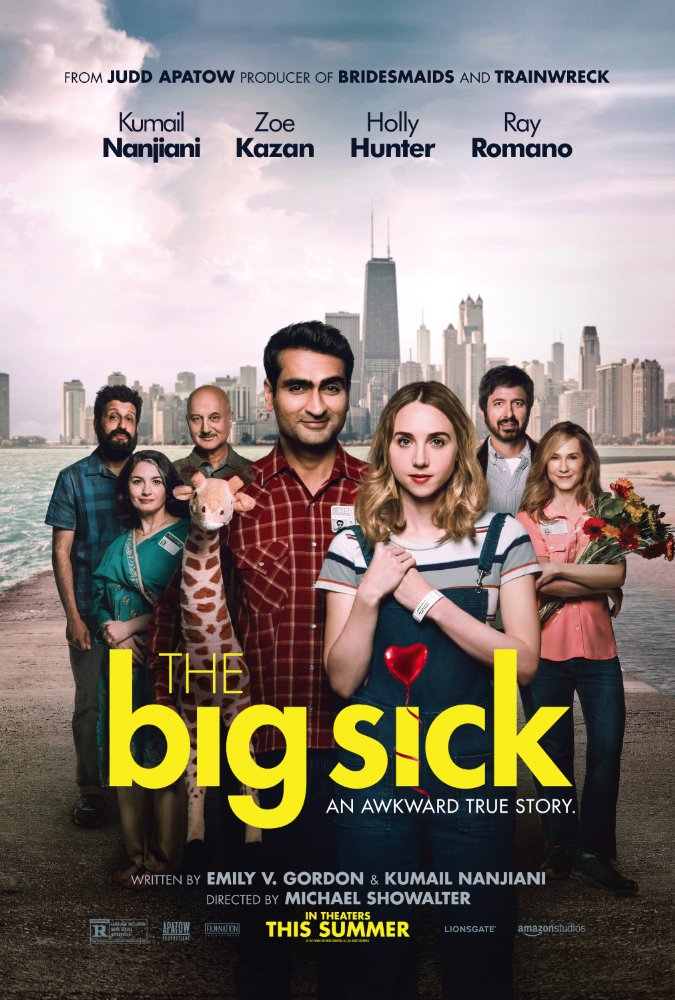 مترجم The Big Sick 2017 1080p BluRay