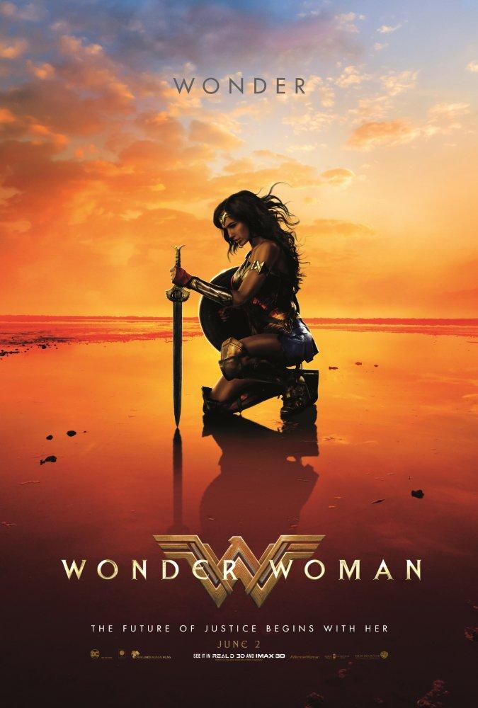 مترجم Wonder Woman 2017 1080p BluRay