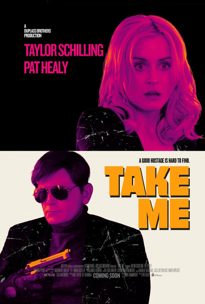 مترجم Take Me 2017 1080p WEB-DL