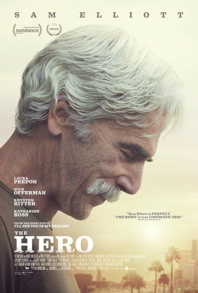 مترجم The Hero 2017 1080p BluRay