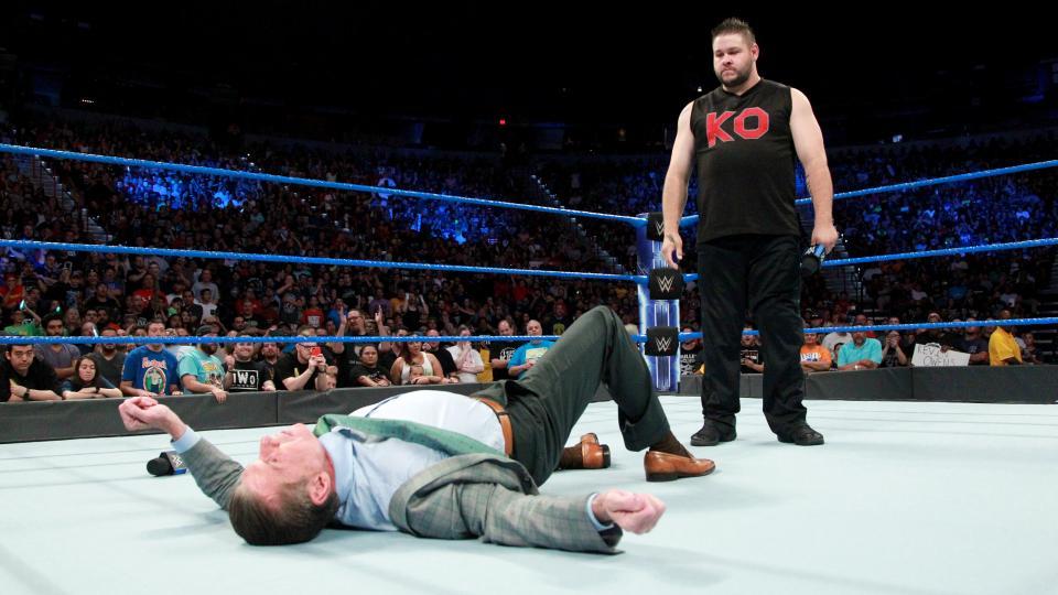 WWE Smackdown Live 12.09.2017مترجم