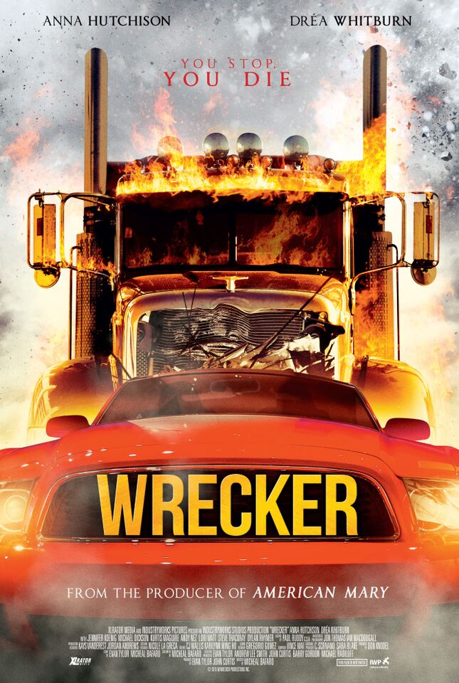 مترجم Wrecker 2016 1080p BluRay
