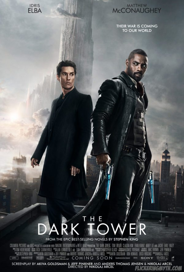 مترجم The Dark Tower 2017 1080p BluRay
