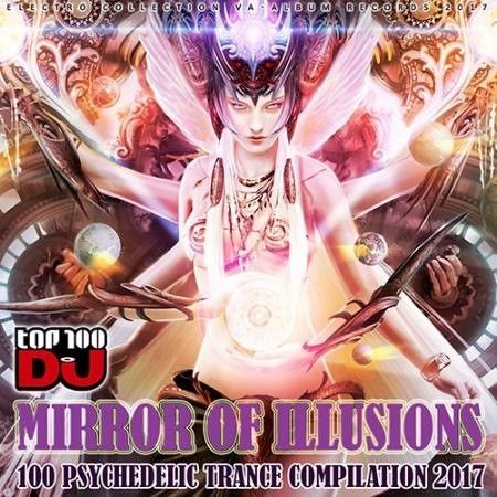 VA - Mirror Of Illusion: 100 Psychedelic Trance