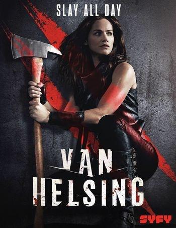 مسلسل Van Helsing S2 Ep12