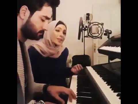 أغنية امل حجازي - رقّت عيناي شوقا